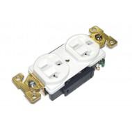 美國 COOPER 白色高級工業級插座 AH5362W 20A 125V 等級如同AH8300 只差沒醫療綠點