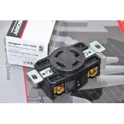 美國COOPER AHL1530R NEMA L15-30R 30A 250V Twist-Lock 防鬆插座