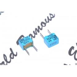 德國ERO KP1830 1500P 100V 2.5% 腳距:5mm 金屬膜電容 1顆1標