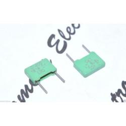 德國 ERO MKT1818 4700P 400V 5% 腳距:7.5mm 金屬膜電容器 1顆1標