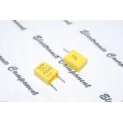 德國WIMA FKC2 0.01uF (0.01µF 10nF) 100V 5% 腳距:5mm 金屬膜電容器
