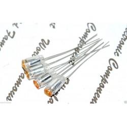 TSC 1000P (1000pF) 50V 5% Polystyrene (PS) 立式電容