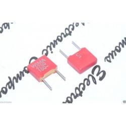 德國 WIMA FKS2 4700P (4,7nF) 100V 5% 腳距:5mm 金屬膜電容器