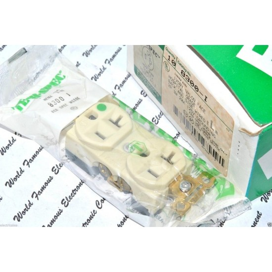 BRYANT  8300I NEMA 5-20 (DUPLEX型) 醫療級插座