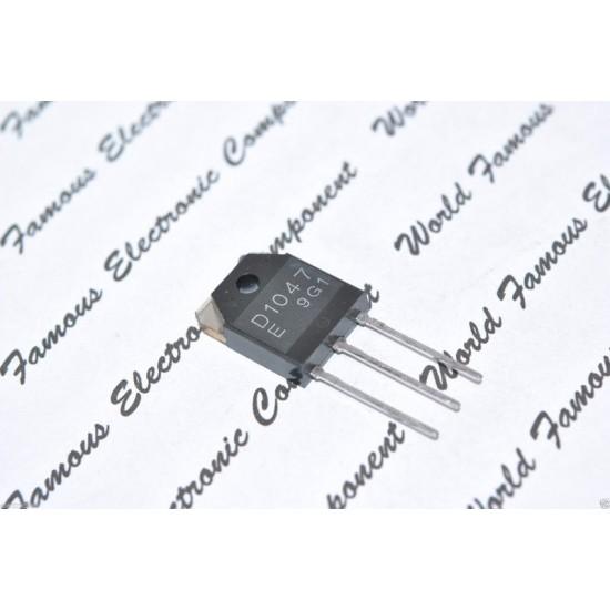 2SD1047 140V 12A 100W NPN 電晶體 1顆1標
