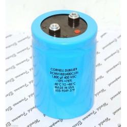 美國CDE 1800uF (1800µF) 400V DCMX182U400CJ2B 鎖螺絲型 濾波電容 1顆1標