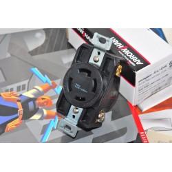 美國COOPER AHL1430R NEMA L14-30R 30A 125/250V Twist-Lock 防鬆插座