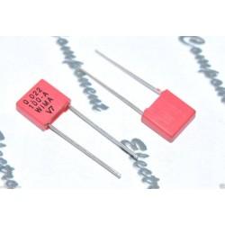 WIMA MKC2 0.027uF 63V 20% 腳距:5mm 金屬膜電容
