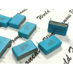 PHE427 0.47uF(470nF) 160V 5% 腳距:22.5mm 金屬膜電容 x 1顆