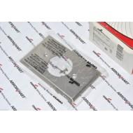 美國 COOPER 93091 SINGLE型 單聯 單孔/單電源 白鐵蓋板 面板 材質304SS