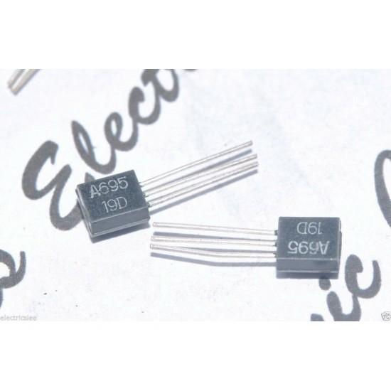 2SA695 (A695) 電晶體 x 1pcs