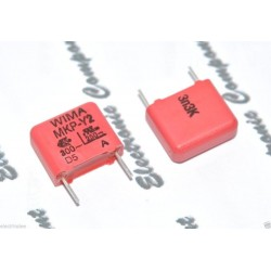 德國WIMA MKP-Y2 3300P 300V AC 10% 腳距:10mm RFI 金屬膜電容 Y電容