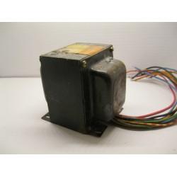 美國 [初:110V-0] [(18V-0-18V)X2 : 6V-0 : 57V-0] 變壓器 1PC