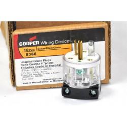 美國 COOPER 醫療級插頭 8366 20A 125V NEMA 5-20