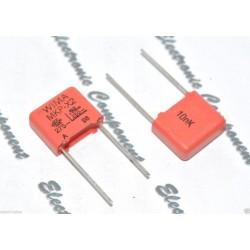 德國WIMA MKP-X2 0.01uF AC 275V 10% 腳距:10mm 金屬膜電容 X電容