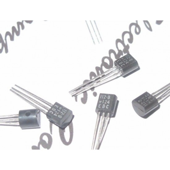 112.8 (112-8) TO-92 電晶體 x1pc