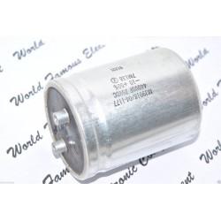 SPRAGUE 4400uF 75V M39018/04-1177 鎖螺絲型 電解電容器 1顆1標