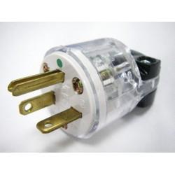 美國 COOPER 8466 20A 250V NEMA 6-20 醫療級插頭