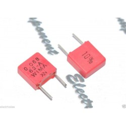 WIMA MKC2 0.068uF 63V 10% 腳距:5mm 金屬膜電容