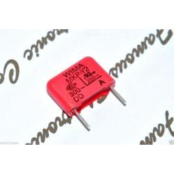 德國WIMA MKP-Y2 2200P 300V AC 10% 腳距:10mm Y2/RF 金屬膜電容器