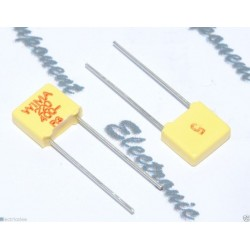 WIMA FKM2 220P (220pF) 400V 5% 腳距:5mm 金屬膜電容