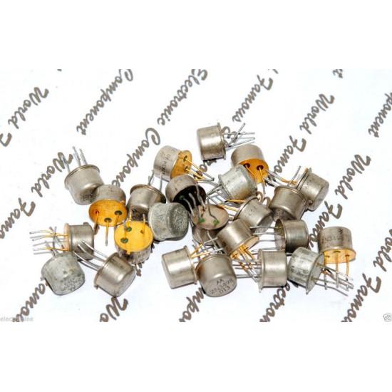 2N3498 NPN 電晶體 二手 1顆1標