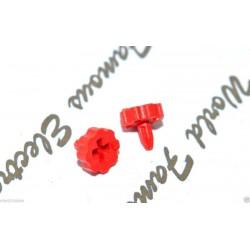 西班牙ACP 6001-RO For CA6可變電阻SVR 紅色單層旋鈕 1顆1標