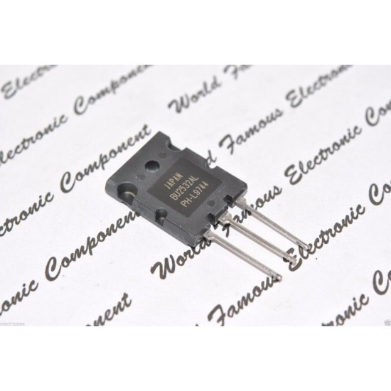 BU2532AL 800VV 16A 125W NPN 電晶體 1顆1標