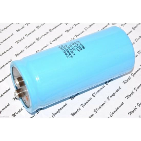 美國CDE 4300uF (4300µF) 400V DCMX432U400CF2B 鎖螺絲型 濾波電容