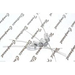 TSC 3600p (3600pF) 125V 5% Polystyrene (PS) 臥式電容