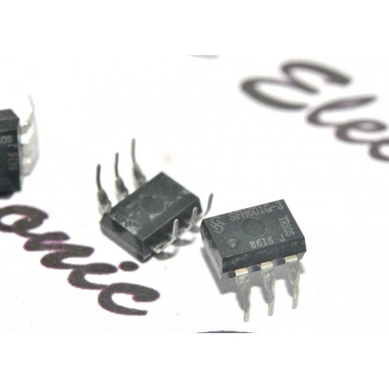 1pcs - SFH601G-3 DIP-6 Integrated Circuit / IC - NOS