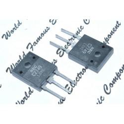1 x NEC 2SC2749 (C2749) NPN 100W 500V 10A 電晶體