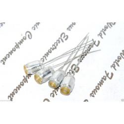 TSC 4300p (4300pF) 50V 5% Polystyrene (PS) 立式電容 1顆1標