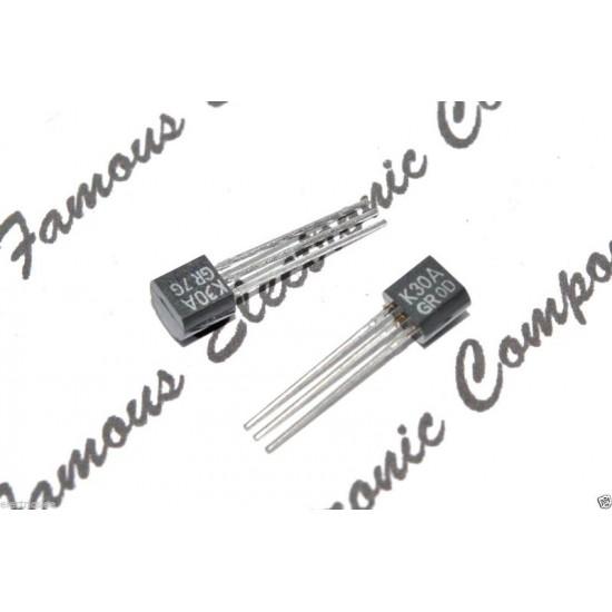 2SK30A TO-92 電晶體 NOS 1顆1標
