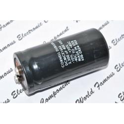 美國CDE 2200uF 400V DCMCE1666 鎖螺絲型 濾波電容
