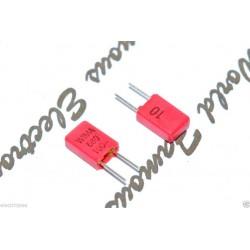 德國WIMA FKP02 680pF 100V 10% 2.5mm 金屬膜電容器