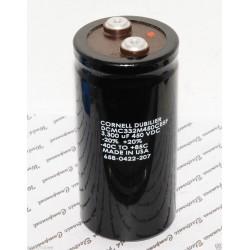 美國CDE 3300uF 450V DCMC332M450C35F 鎖螺絲型 濾波電容