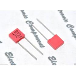 WIMA MKC2 0.033uF 63V 20% 腳距:5mm 金屬膜電容