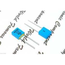 德國WIMA FKS2 0.01uF (0.01µF 0,01uF 10nF) 400V 5% 腳距:5mm 金屬膜電容器