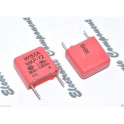 德國WIMA MKP-Y2 6800P 300V AC 10% 腳距:10mm Y2/RF 金屬膜電容 Y電容