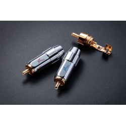 MPS BEAD-6mm RCA連接頭 一盒4顆 1盒1標