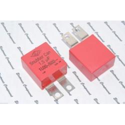 WIMA Snubber MKP 1.5uF 1000V 10% A3.8 金屬膜電容器