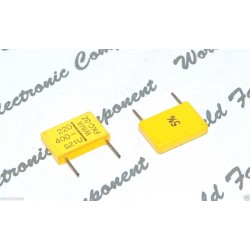 德國WIMA FKC3Z (FKC-3Z) 220P 400V 5% 腳距:10mm 金屬膜電容器
