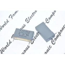 義大利ARCOTRONICS 0.47uF 275Vac R.46 MKP-X2 腳距:27.5mm 電容 1顆1標