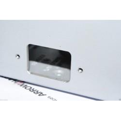 HUBBELL 5341-0 + AC座孔 AC孔 全鋁 雙聯鋁盒 電源四孔鋁盒 (附AC電源座)