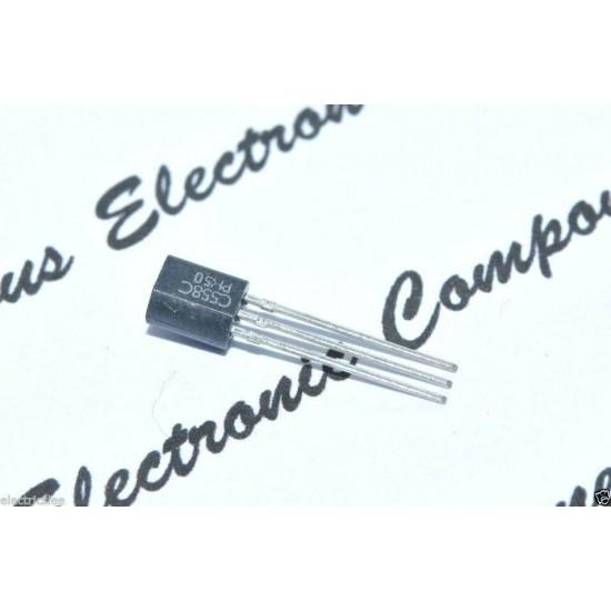 PHILIPS BC558C PNP 30V 0.1A 電晶體 X1pcs