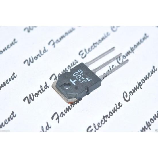 2SJ200 180V 10A 120W P-CHANNEL 電晶體 1顆1標