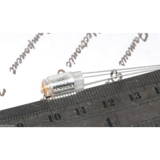 TSC 0.015uF 50V 5% Polystyrene (PS) 立式電容