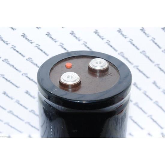 美國CDE 8200uF 400V DCMC822M400DY5F 鎖螺絲型 濾波電容