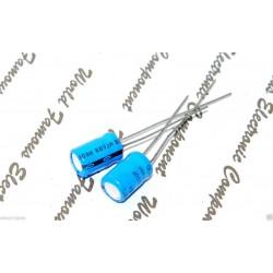 SPRAGUE 513D 220uF 10V 立式電解電容 1顆1標